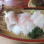 テジョンデ - 刺身定食