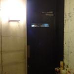 カスクドール - 2階の入口