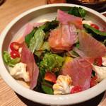 27514015 - 野菜サラダ