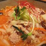 白樺山荘 新千歳空港店 - もやしと肉味噌まで入ってボリュームたっぷり!