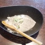 梵字 - 胡麻豆腐