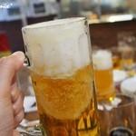 """グラン・テーブル - ■アラスカピルスはマイナス2度の凍る寸前の""""キレ""""を堪能できるビール"""