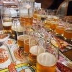グラン・テーブル - ■御殿場高原ビールを飲み比べ