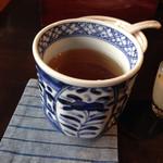 伊勢河崎 町家とうふ - お茶も美味しかった~