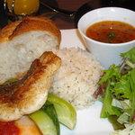 JIYUGAOKA  SIMPLE DISH - とにかく魚が美味しい!これで1000円のランチは安い!