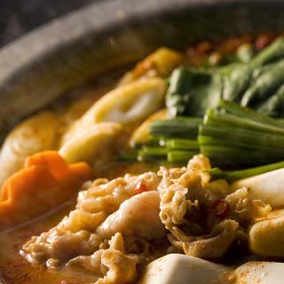 <いずみ田>オリジナル鍋料理