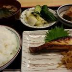 まんじ - 西京焼き 2014.5