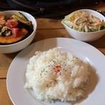 cafe 風音 - スープカレーランチ