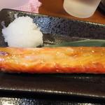 紋別 - Cランチ 1000円 おまかせ魚1品 サーモンハラス 【 2014年5月 】