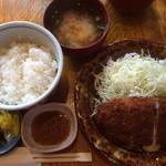 かつれつ亭 - ササミチーズカツ