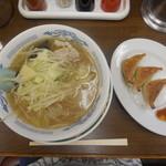 らーめん 太一 - タンメン ¥750-
