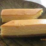 山長 - チーズケーキ②