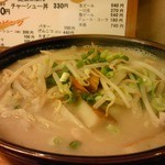 一風亭 - 料理写真:ちゃんぽん