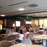東京健康ランド まねきの湯 レストラン -