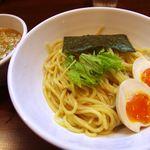 つけめん 結心  - 味玉つけ麺(880円)