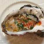 27532658 - 岩牡蠣ワインビネガー
