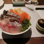 空桜 - では、作ります・・オリジナル勝手丼