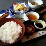 舟鮨 - お昼御膳