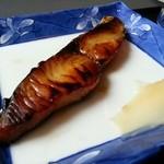 舟鮨 - 焼魚