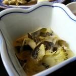 舟鮨 - 小鉢
