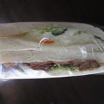 デニッシュハウス - サンドイッチ