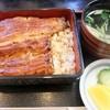 川京 - 料理写真:うな重の上(2550円)
