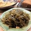 百幸地 - 料理写真:くーぶいりちー(昆布の炒め物)