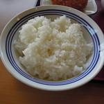 川西みなみ食堂 - ご飯(セット)