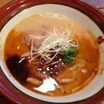 海海ラーメン - 料理写真:アジアンラーメン