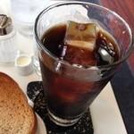 ルーブル - アイスコーヒー