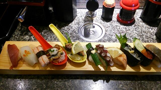 回転寿司 鮮 一宮店