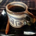 カフェマロ - コーヒー400円