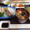 コミュニティセンターうまじ - 料理写真:土佐ジロー定食です。2014-05訪問時。
