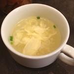 東京カレー屋名店会 - スープ