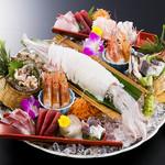 きじま本陣おもてなし館 - 料理写真:海幸盛