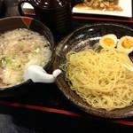 27547286 - つけ麺(酢入り)
