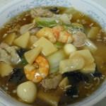 ユイツ - 広東麺