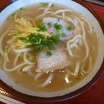 最強食堂 - 沖縄そば小。これで280円!