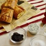 KICHIRI特性トリュフバター 焼きたてのパンを添えて