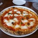 SOBO - 水牛ミルクのモッツァレッラチーズのマルゲリータ