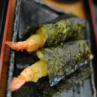 竹内製麺所 - 料理写真:天むす
