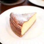 ミスリム - チーズケーキ (単品550円) '14 4月下旬