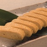 山陰旬華 新鮮組  - 出し汁たっぷりだし巻き玉子。人気メニューです!