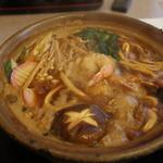 岡崎屋 - 料理写真:特製味噌煮込み