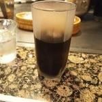 グリル ロア - アイスコーヒー