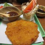 さくら川 - 海鮮クリームコロッケ