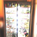 東京愛情麻辣湯 - 高田馬場東京愛情麻辣湯(まーらータン トッピング選べ用冷蔵庫