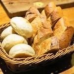 ツイテル - 2014.5 パン