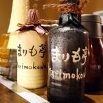 まりも亭 -  焼酎