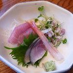 東京遊膳 ひのき亭 - 主菜 お造り